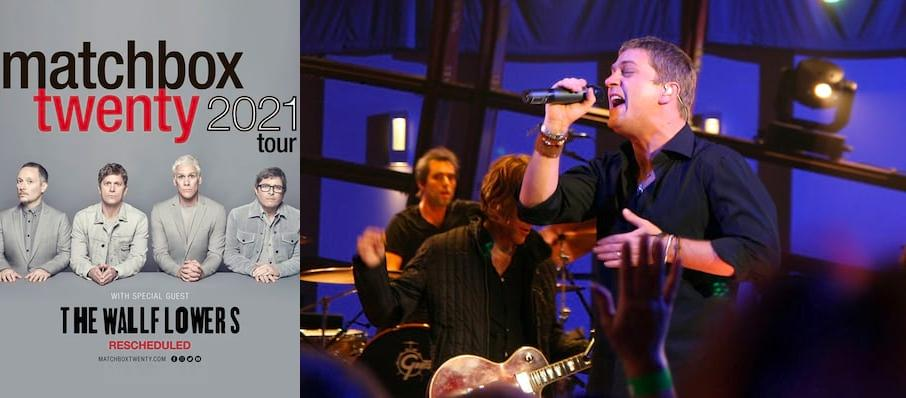Matchbox Twenty at Mohegan Sun Arena