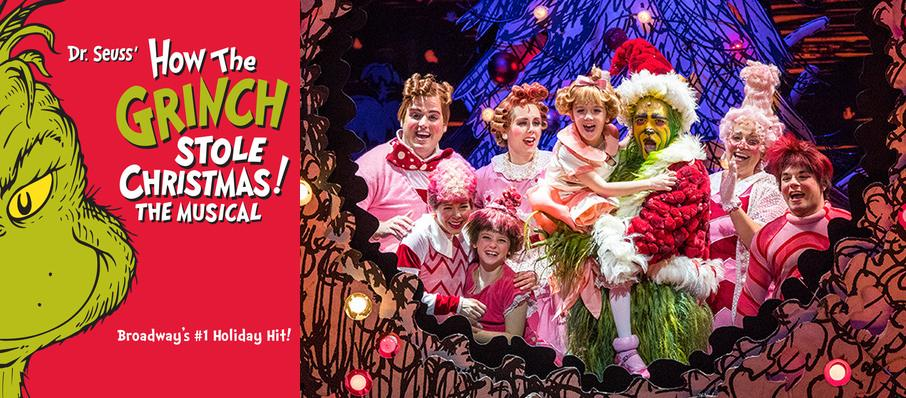 How The Grinch Stole Christmas at Mortensen Hall - Bushnell Theatre