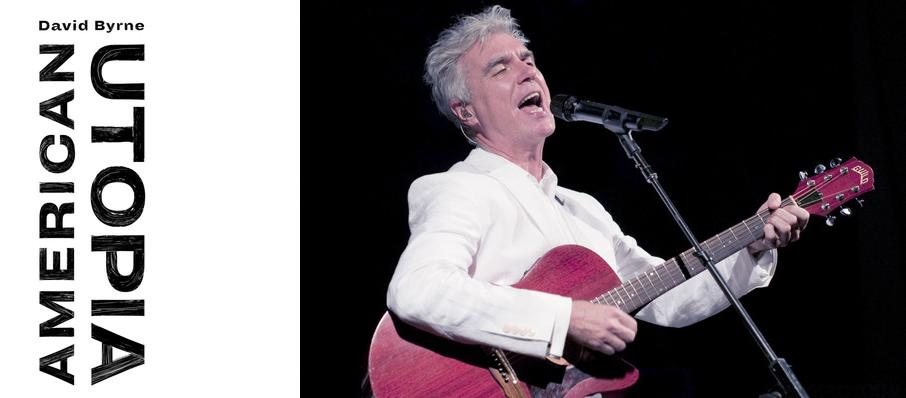 David Byrne at Toyota Oakdale Theatre