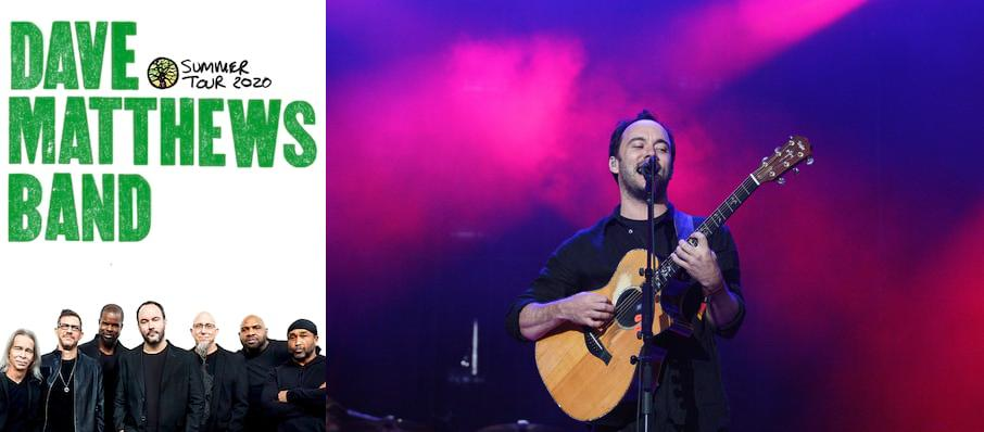 Dave Matthews Band at Mohegan Sun Arena