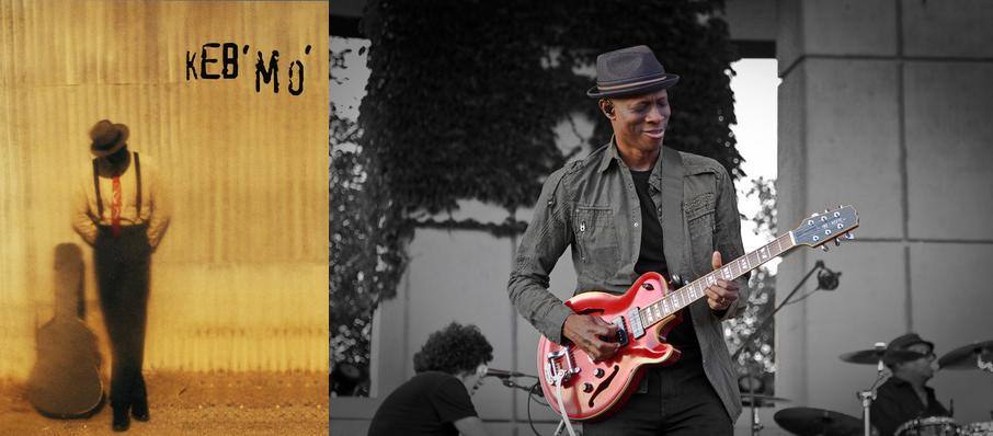 Keb Mo at Infinity Music Hall & Bistro