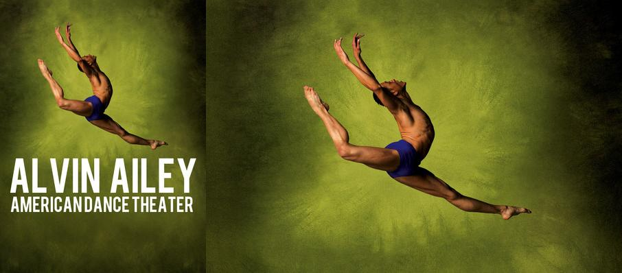 Alvin Ailey American Dance Theater at Mortensen Hall - Bushnell Theatre
