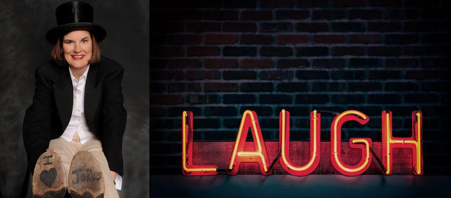 Paula Poundstone at Infinity Music Hall & Bistro