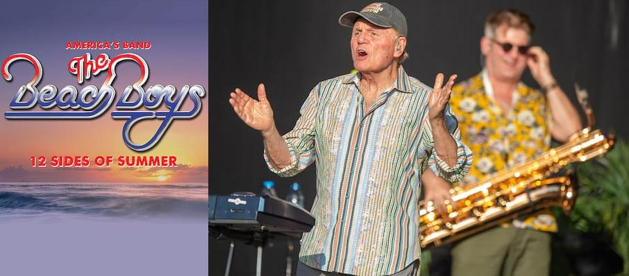 Beach Boys at Toyota Oakdale Theatre