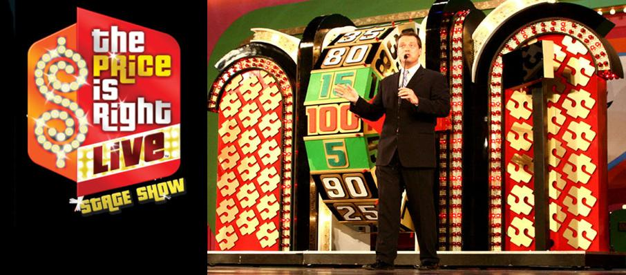 The Price Is Right - Live Stage Show at Mortensen Hall - Bushnell Theatre