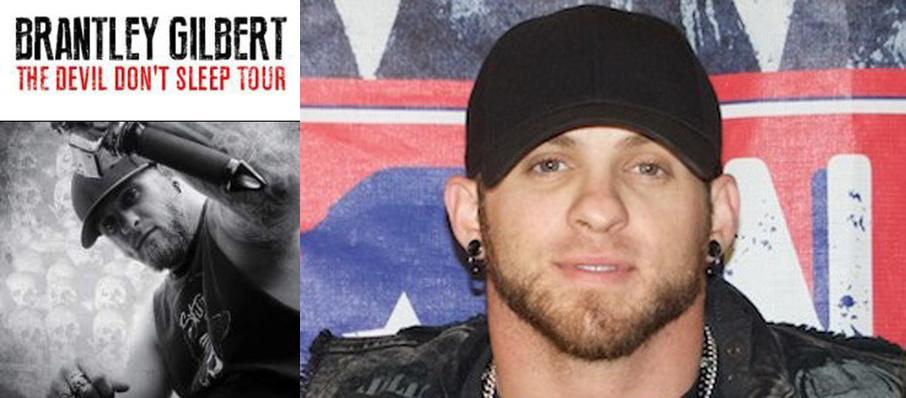 Brantley Gilbert at Mohegan Sun Arena