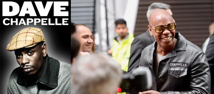 Dave Chappelle at Mohegan Sun Arena