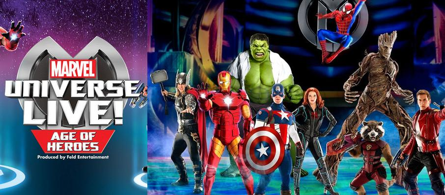 Marvel Universe Live! at XL Center