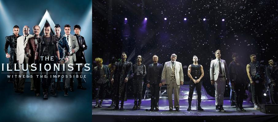 The Illusionists at Mortensen Hall - Bushnell Theatre