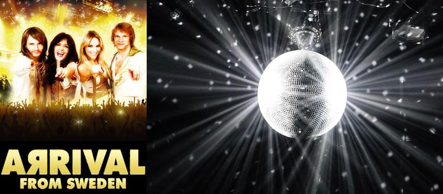 Arrival - The Music of ABBA at Infinity Music Hall & Bistro