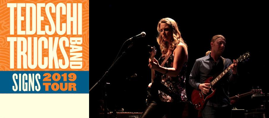Tedeschi Trucks Band at Xfinity Theatre