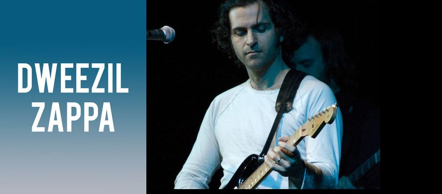 Dweezil Zappa at Infinity Music Hall & Bistro