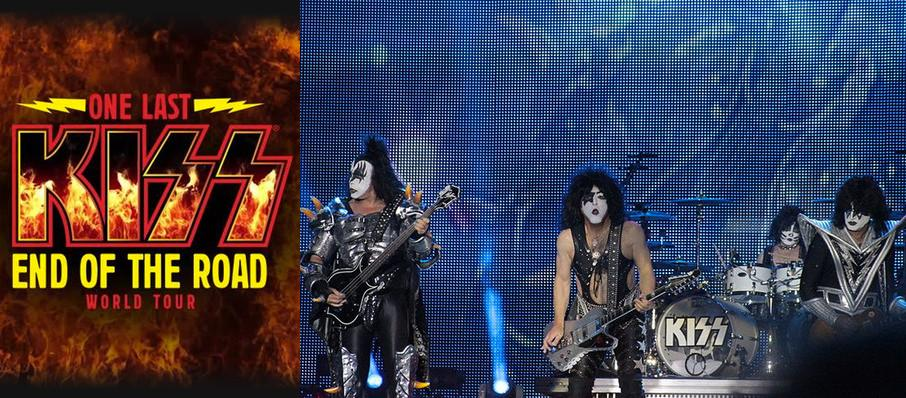 KISS at Mohegan Sun Arena