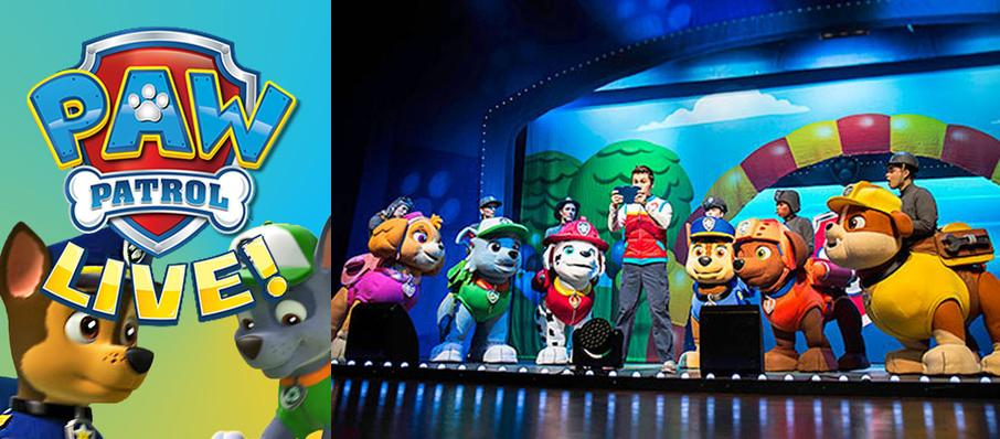 Paw Patrol at Toyota Oakdale Theatre