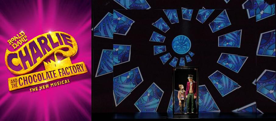 Charlie and the Chocolate Factory at Mortensen Hall - Bushnell Theatre