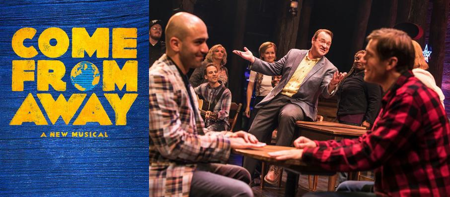 Come From Away at Mortensen Hall - Bushnell Theatre