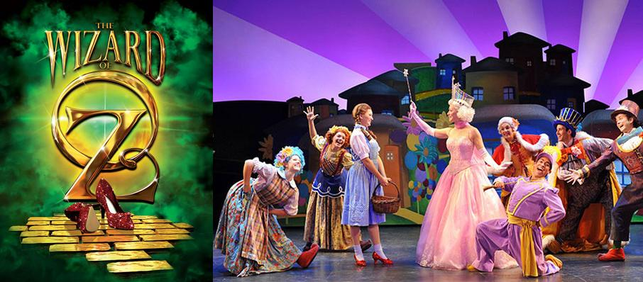 The Wizard of Oz at Mortensen Hall - Bushnell Theatre