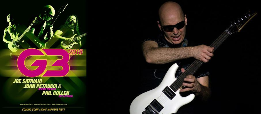 G3 - Joe Satriani, John Petrucci and Phil Collen at Toyota Oakdale Theatre