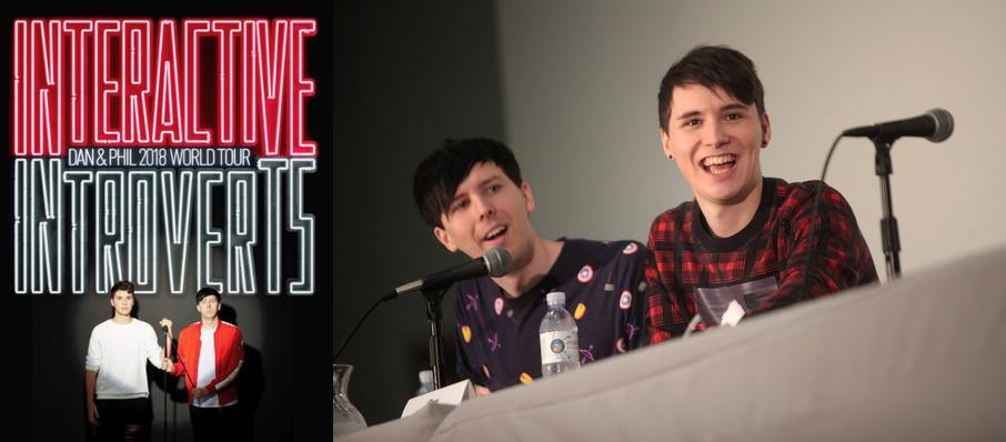 Dan and Phil at Mortensen Hall - Bushnell Theatre