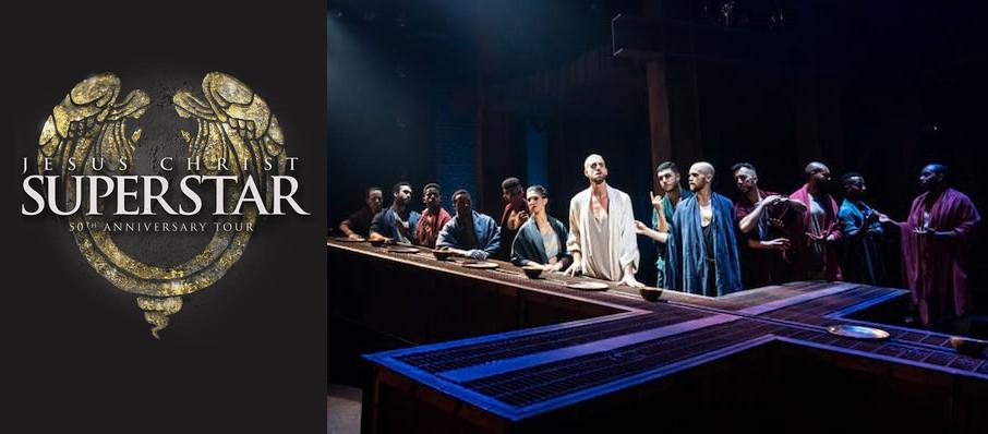 Jesus Christ Superstar at Mortensen Hall - Bushnell Theatre