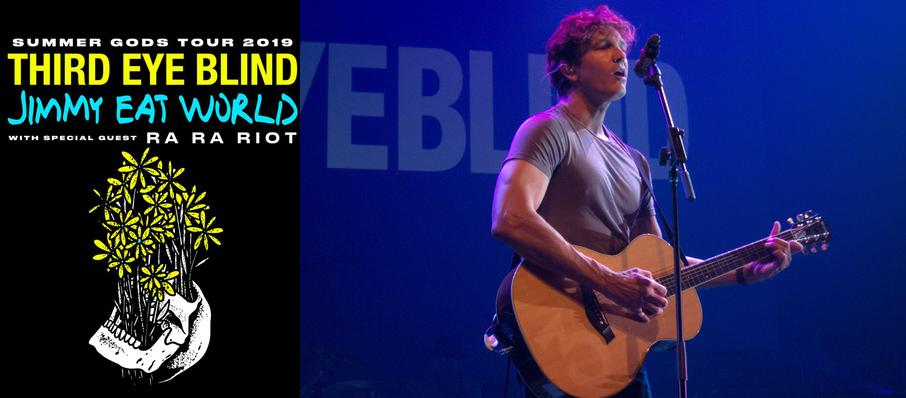 Third Eye Blind and Jimmy Eat World at Toyota Oakdale Theatre