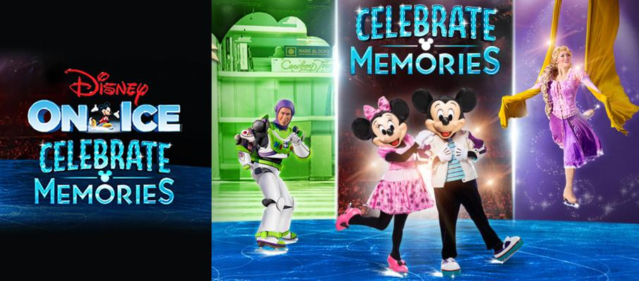 Disney On Ice: Celebrate Memories at XL Center