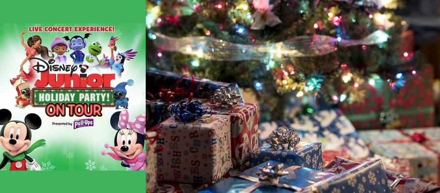 Disney Junior Holiday Party at Toyota Oakdale Theatre