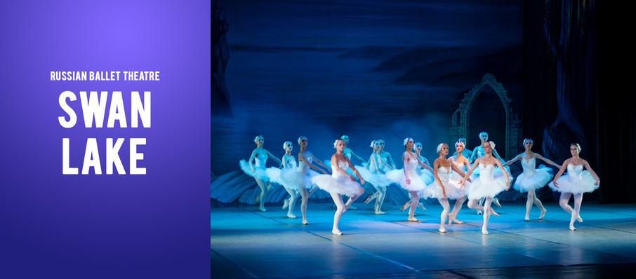 Russian Ballet Theatre - Swan Lake at Belding Theater