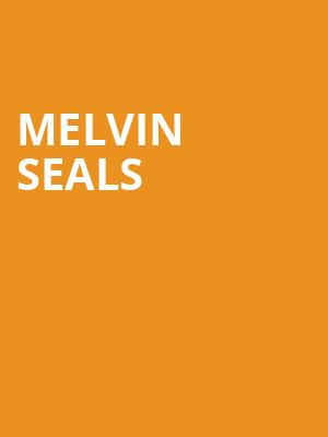 Melvin Seals at Infinity Music Hall & Bistro