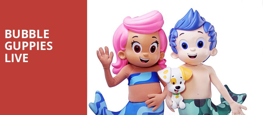 Bubble Guppies Live, Toyota Oakdale Theatre, Hartford