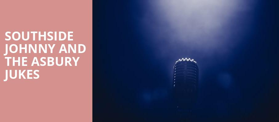 Southside Johnny and The Asbury Jukes, Infinity Music Hall Bistro, Hartford