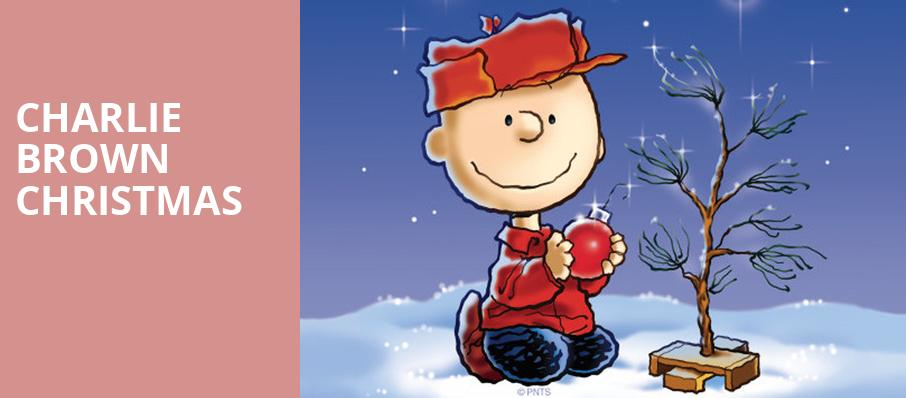 Charlie Brown Christmas, Belding Theater, Hartford