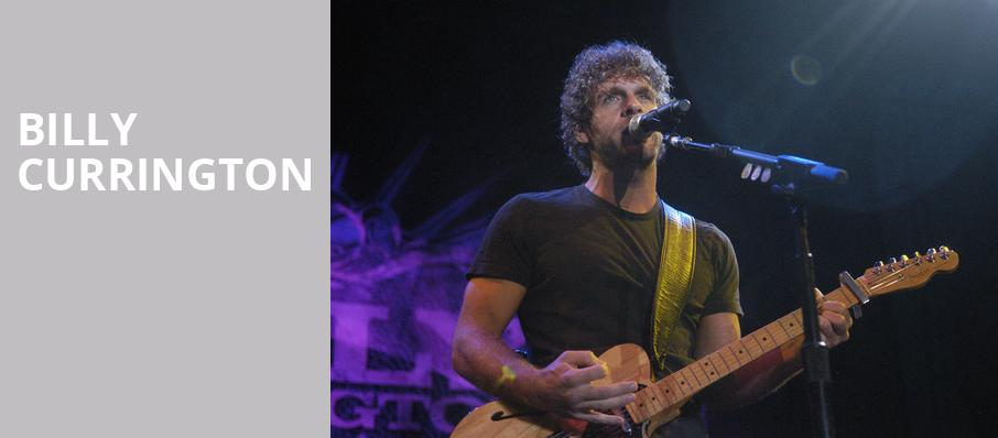 Billy Currington, Toyota Oakdale Theatre, Hartford