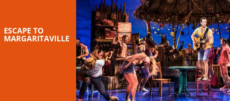 Escape To Margaritaville, Mortensen Hall Bushnell Theatre, Hartford