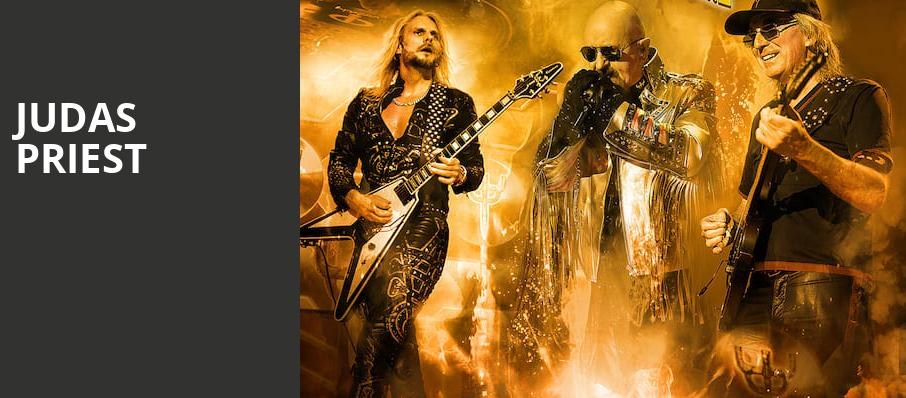 Judas Priest, Mohegan Sun Arena, Hartford