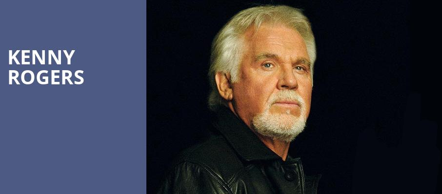 Kenny Rogers, Toyota Oakdale Theatre, Hartford