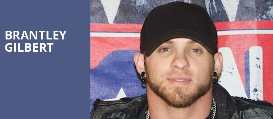 Brantley Gilbert, Xfinity Theatre, Hartford