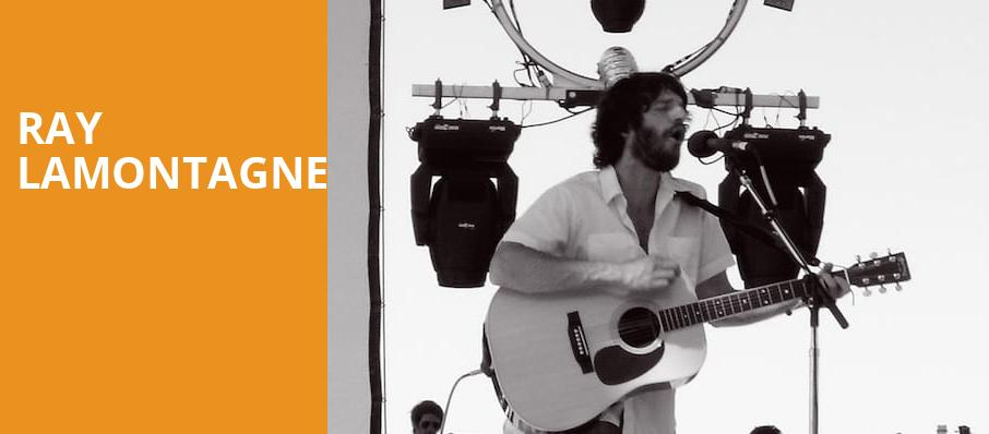 Ray LaMontagne, Toyota Oakdale Theatre, Hartford