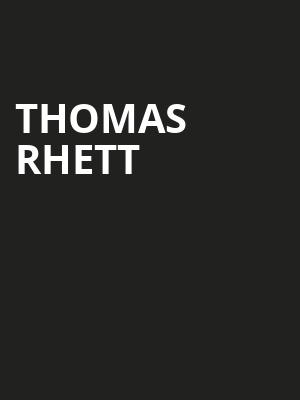 Thomas Rhett, Xfinity Theatre, Hartford