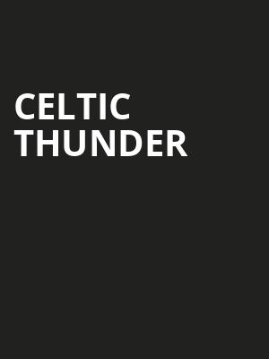 Celtic Thunder, Mohegan Sun Arena, Hartford